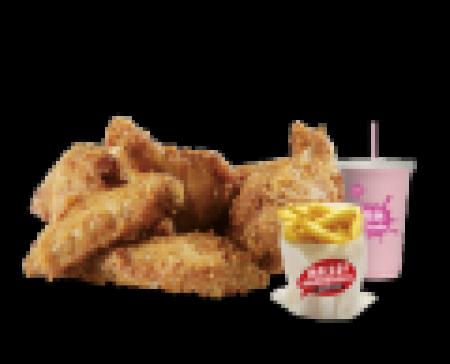 The Buffalo Hot Wings menu