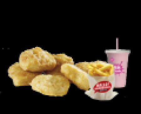 Golden Nuggets menu