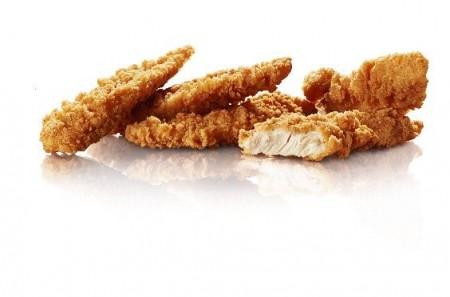 5 Chicken strips